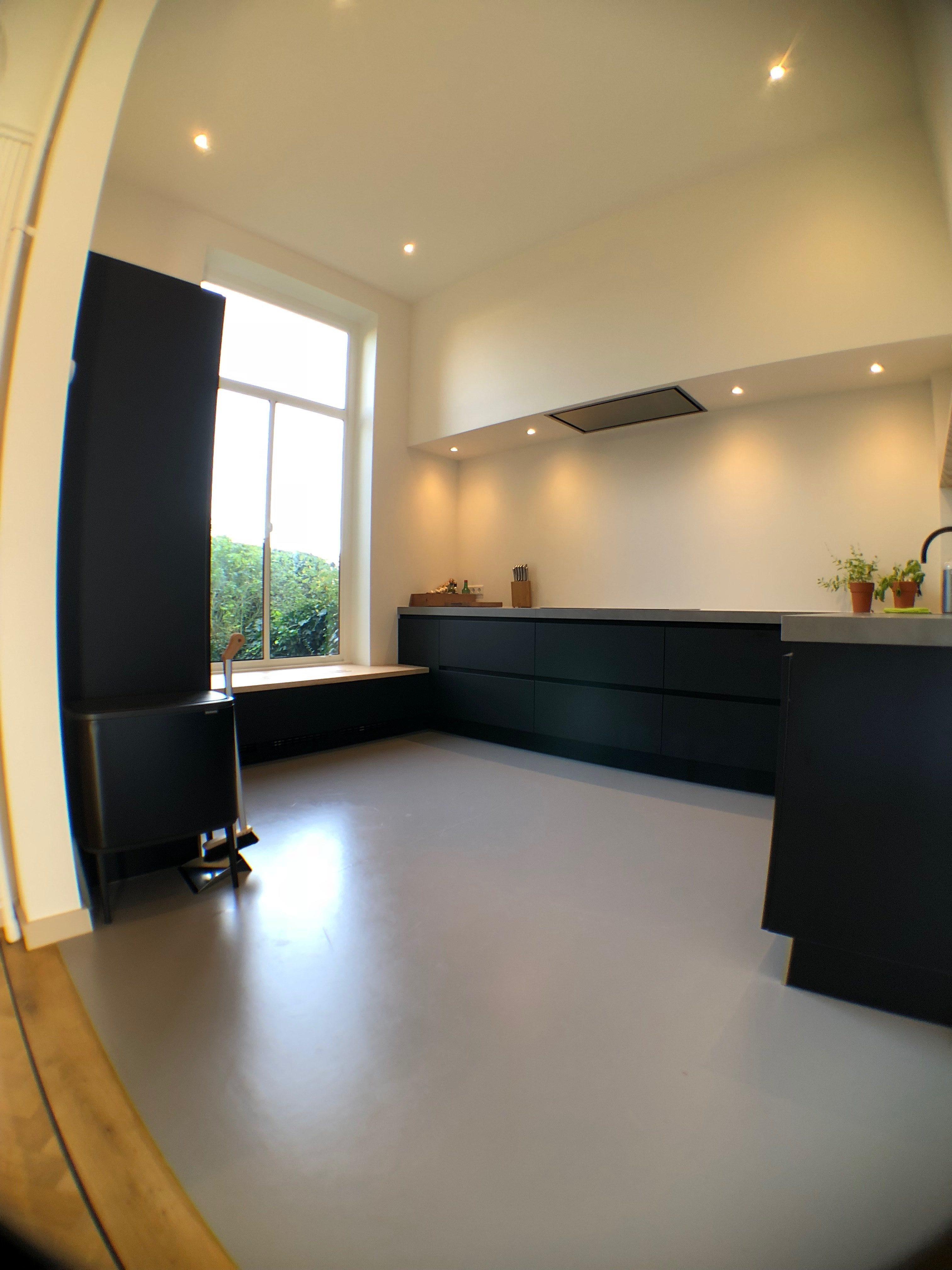 Aanbouw keuken